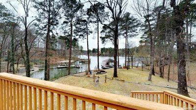 Garland County Single Family Home For Sale: 720 Northshore Dr
