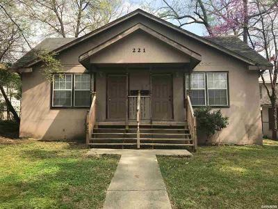Garland County Multi Family Home For Sale: 221 Linwood Av