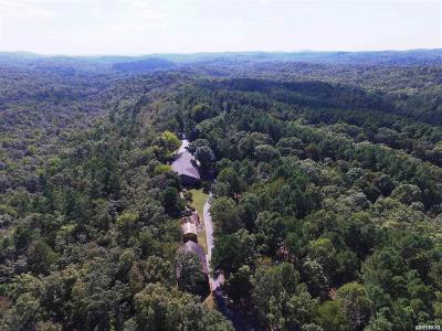 Hot Springs Single Family Home For Sale: 856 Summit Ridge Cir