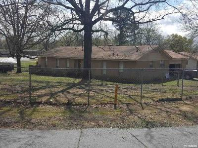 Single Family Home For Sale: 2521 McCallum Drive