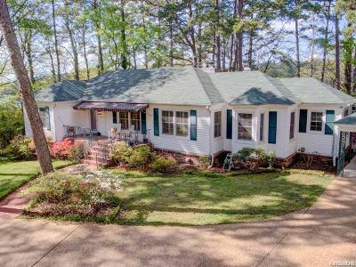 Hot Springs AR Single Family Home Active - Contingent: $715,000