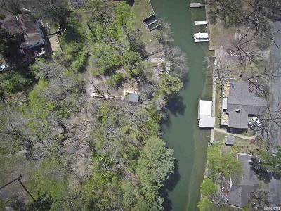 Hot Springs Residential Lots & Land For Sale: 551 Burchwood Bay Road