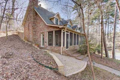 Hot Springs AR Single Family Home For Sale: $649,000