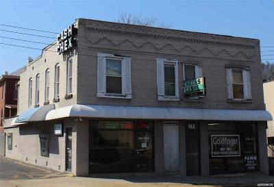 Hot Springs Commercial For Sale: 1016 Central Avenue