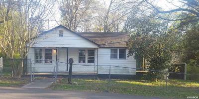 Single Family Home For Sale: 401 Alpine