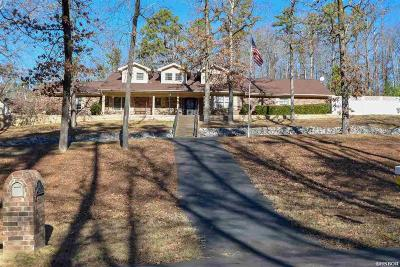 Hot Springs Single Family Home For Sale: 228 Heritage Dr