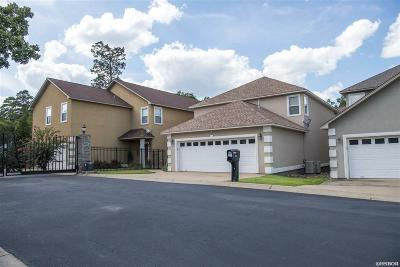 Hot Springs Single Family Home For Sale: 787 Buena Vista Rd