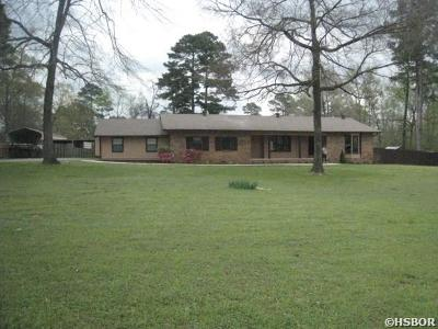 Hot Springs Single Family Home For Sale: 869 Akers Rd