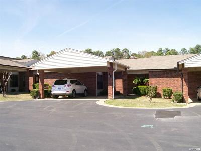 Garland County Condo/Townhouse Active - Contingent: 124 Corporate Terr #2B