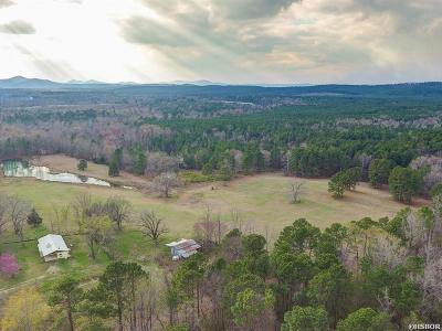 Garland County, Hot Spring County Single Family Home Active - Contingent: 1702 Apple Road