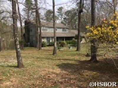 Hot Springs Single Family Home For Sale: 111 Williamsburg Circle #Heritage