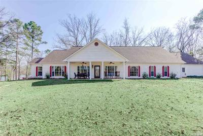 Hot Springs Single Family Home For Sale: 315 Beachview Circle