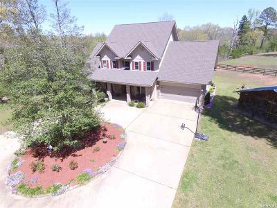 Hot Springs Single Family Home For Sale: 193 Kight Trail