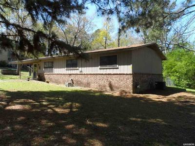Hot Springs AR Single Family Home For Sale: $92,000