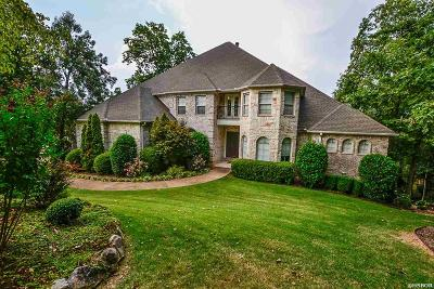 Hot Springs AR Single Family Home For Sale: $1,399,000