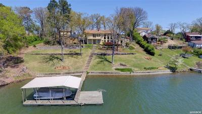 Hot Springs AR Single Family Home Active - Contingent: $799,900