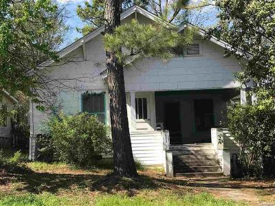Hot Springs Single Family Home For Sale: 803 Mineral