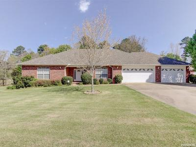 Hot Springs Single Family Home For Sale: 104 Deerview Terrace