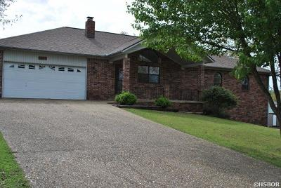 Hot Springs Single Family Home For Sale: 2551 Marion Anderson Road