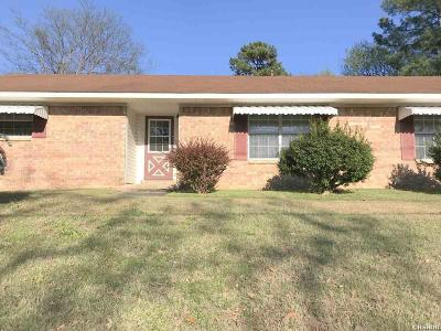 Hot Springs Single Family Home For Sale: 107 Village Road