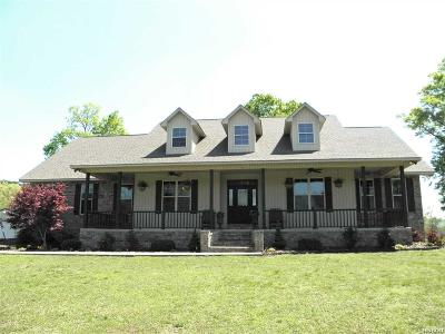 Garland County Single Family Home For Sale: 282 Twin Oaks