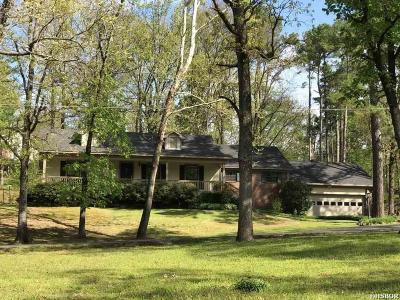 Hot Springs Single Family Home Active - Contingent: 310 Bafanridge