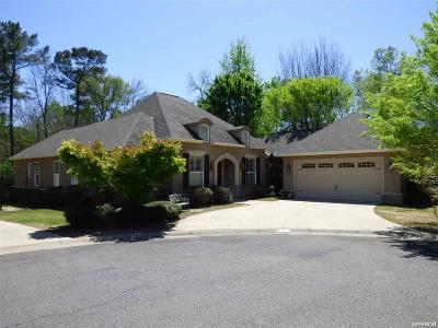 Hot Springs Single Family Home For Sale: 123 Bella Court