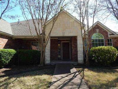 Hot Springs Single Family Home For Sale: 105 Bryan Paul