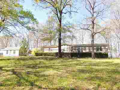 Pearcy Single Family Home For Sale: 114 Trailwood Court