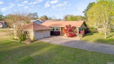 Hot Springs Single Family Home For Sale: 418 Pine Meadows Loop