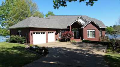 Hot Springs AR Single Family Home For Sale: $658,500