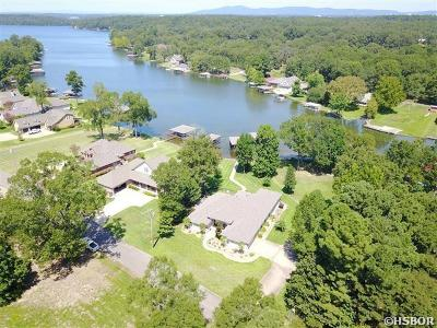 Garland County Single Family Home For Sale: 110 Arkota Shores Dr