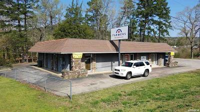 Hot Springs Commercial For Sale: 3715 N Hwy 7