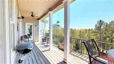 Hot Springs Single Family Home For Sale: 164 Lorelei Circle