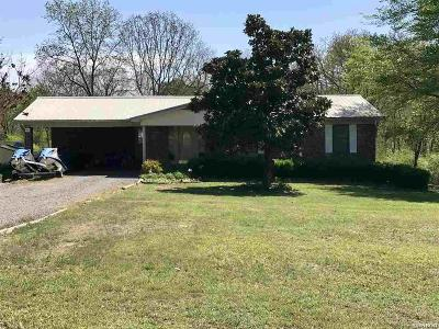 Hot Springs Single Family Home For Sale: 282 Meeks Loop