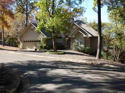 Hot Springs Single Family Home For Sale: 114 Bellaire Loop