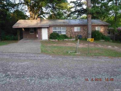 Hot Springs Single Family Home For Sale: 335 Cain Rd