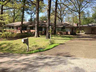 Hot Springs Single Family Home For Sale: 104 Centerwood