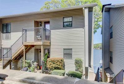 Hot Springs AR Condo/Townhouse For Sale: $190,000