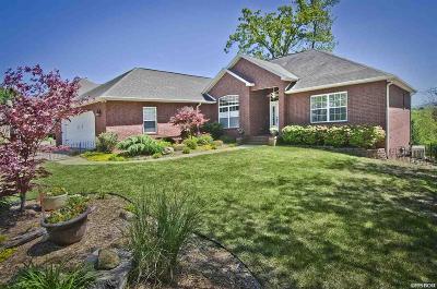 Hot Springs AR Single Family Home For Sale: $249,900