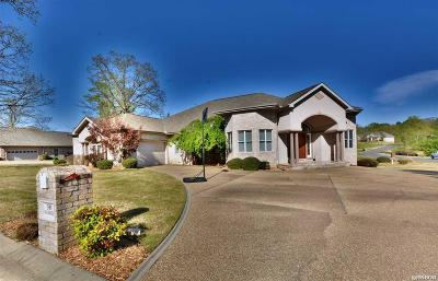 Hot Springs AR Single Family Home For Sale: $379,000