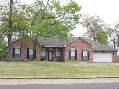 Hot Springs AR Single Family Home For Sale: $265,000