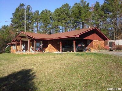 Glenwood Single Family Home Back On Market: 379 Hwy 70 East