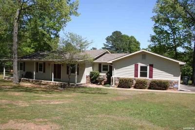 Hot Springs Single Family Home For Sale: 106 Black Oak Court