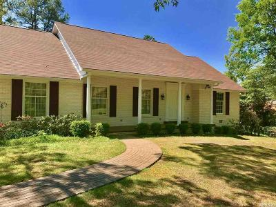 Hot Springs Single Family Home For Sale: 116 Farnsworth