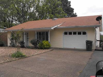 Hot Springs Single Family Home Active - Contingent: 105 Crocus
