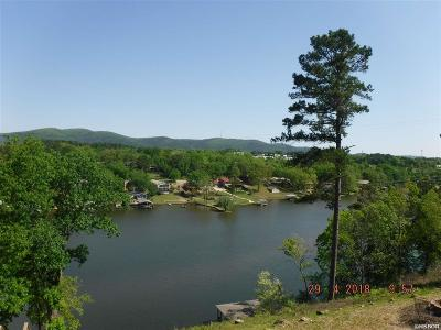 Hot Springs Single Family Home Active - Contingent: 1433 Lakeshore Drive