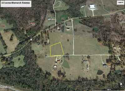 Bismarck Residential Lots & Land For Sale: 2.5 Acres Moccasin