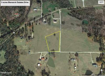 Bismarck Residential Lots & Land For Sale: 3 Acres Bismarck Estate Drive