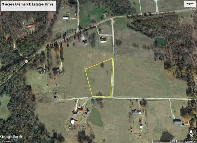 Bismarck Residential Lots & Land For Sale: 3 Acres Bismarck Estate Dr